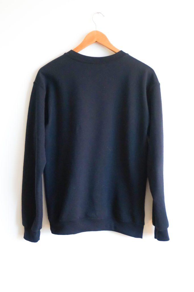 KF Crewneck Sweatshirt Back Style 1