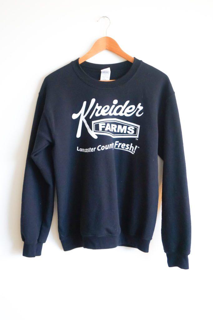 KF Crewneck Sweatshirt Front Style 1