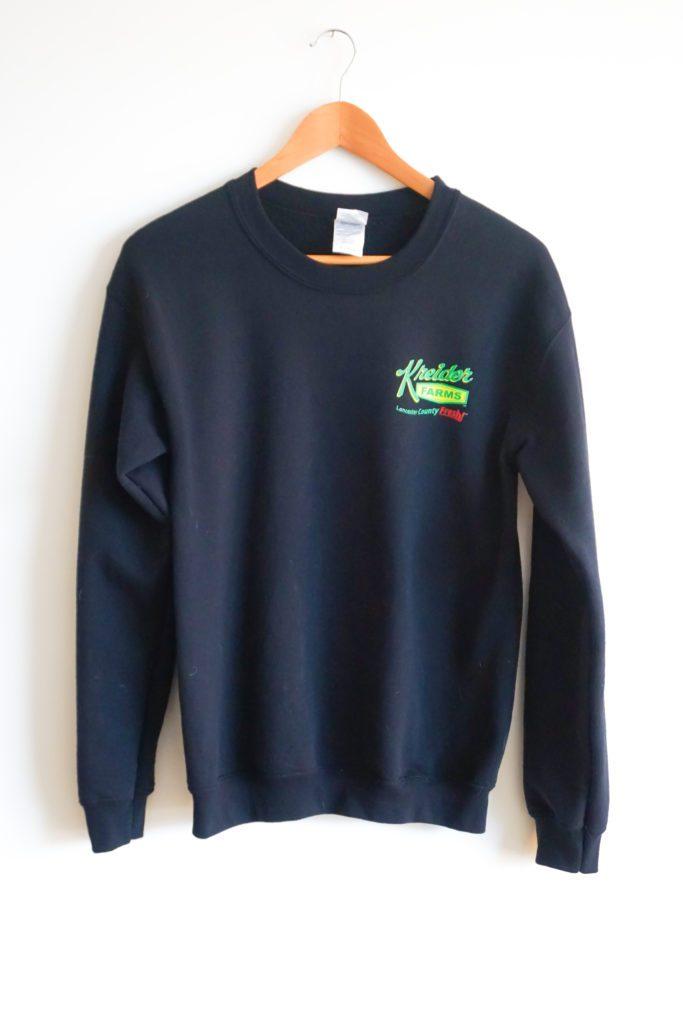 KF Crewneck Sweatshirt Front Style 2