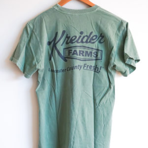 KF Garment Dyed Tee Back