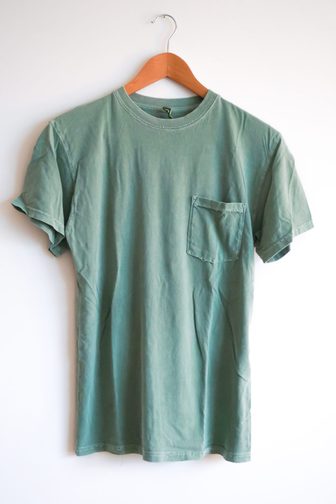KF Garment Dyed Tee Front