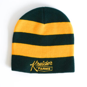 KF Striped Beanie