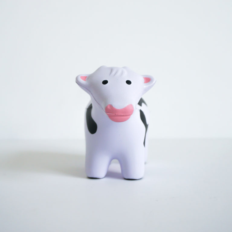 Stress Cows Front