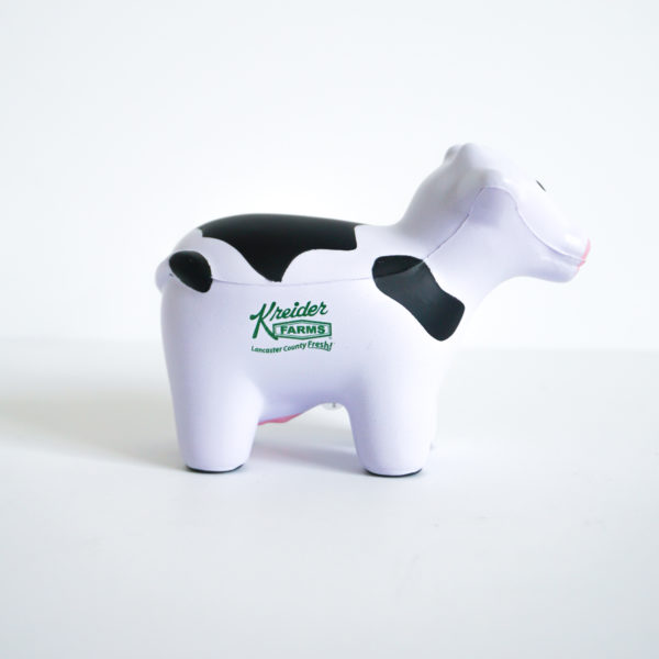 Stress Cows Side