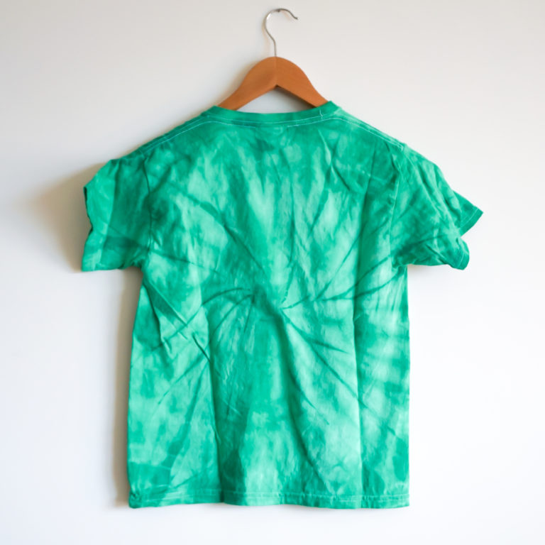 Youth Tie Dye Back