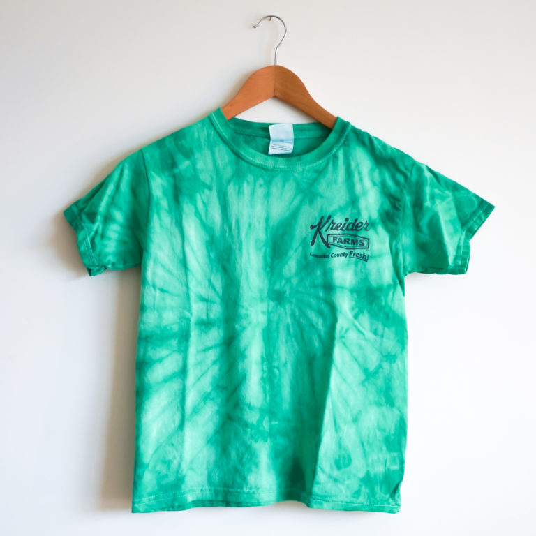 Youth Tie Dye Front